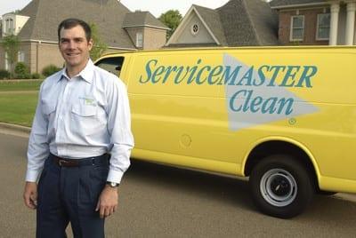 ServiceMaster Clean Vancouver Van