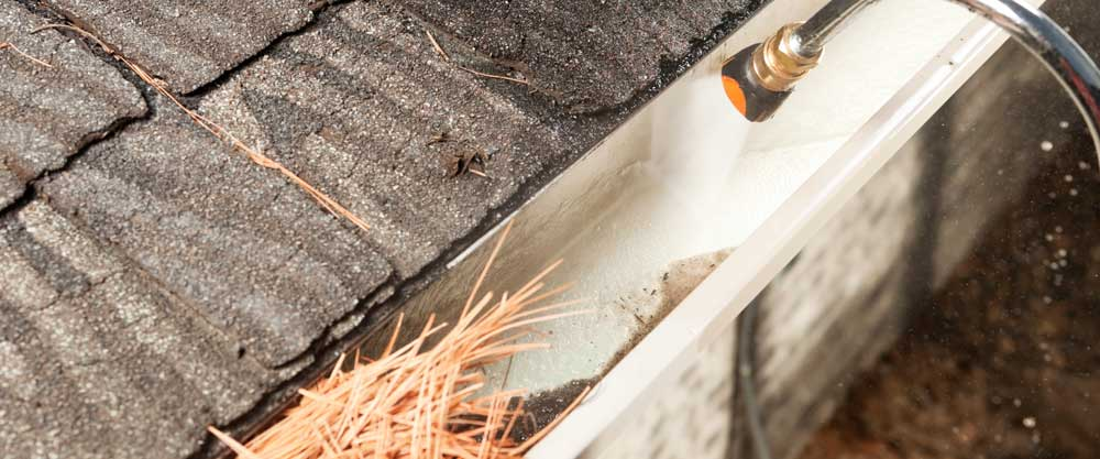 Gutter Scrubbing and Vacuum Cleaning in Vancouver