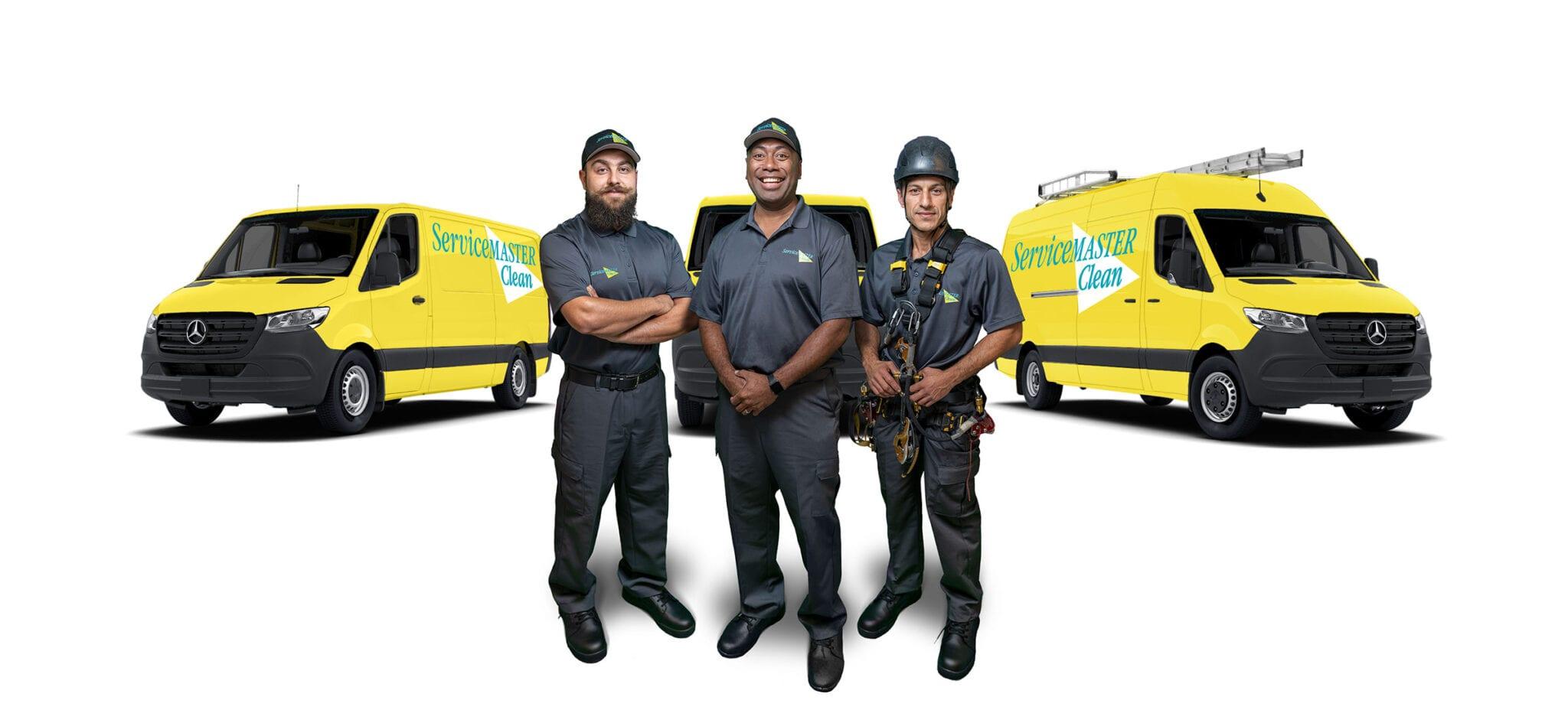 ServiceMaster Clean Lower Mainland Hero